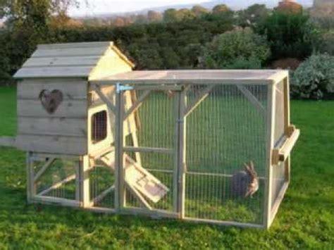 Rabbitt Hutch - 13 big rabbit hutches