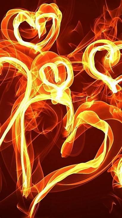 Iphone Fire Wallpapers Ipad Phone Desktop