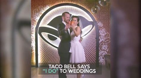 married   taco bell wedding chapel