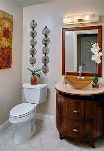 19, Eclectic, Bathroom, Wall, Decor, Ideas