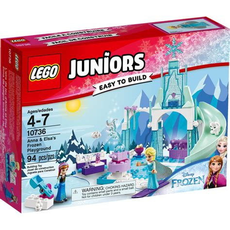 lego anna  elsas frozen playground set  brick
