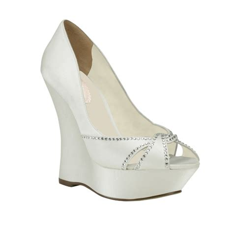 wedding shoe wedges wedding shoes wedges made for the and cool audience ipunya