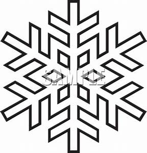 Black Snowflake Clipart | Clipart Panda - Free Clipart Images