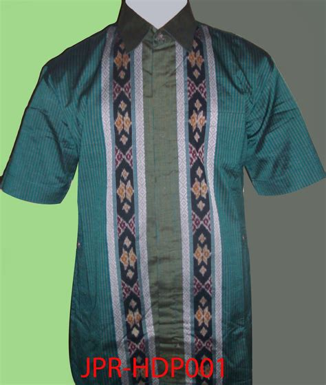 2011 baju batik knitting