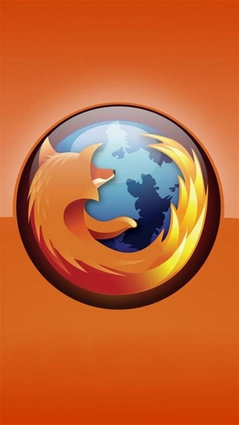firefox for iphone mozilla firefox iphone 5 wallpapers hd 640x1136 iphone 5