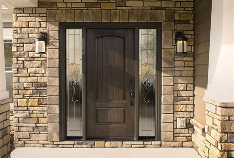 Wood Entry Doors by Wood Entry Doors All Weather Seal Of West Michigan Mi