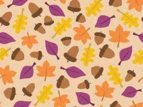 design office clipart seamless verson of fall pattern