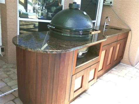 outdoor kitchen with green egg 17 best images about green egg outdoor kitchen on