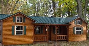 tiny house town amish cabin company kits starting at 16350 With amish builders for hire