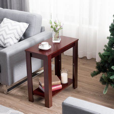 chair side table coffee sofa wooden  shelf living room