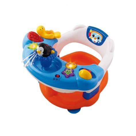 siege de bain interactif siège de bain interactif 2 en 1 vtech pour enfant de 6