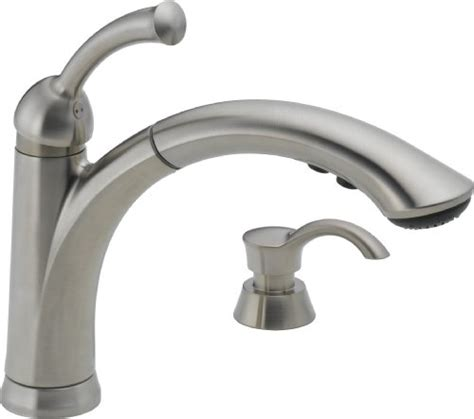 best price on kitchen faucets best price for delta 16926 sssd dst lewiston single handle