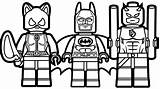 Lego Coloring Batman Pages Daredevil Catwoman Dare Villains Kolorowanka Devil Printable Getcolorings Getdrawings Cliparting Rysunki Colorings Neo sketch template