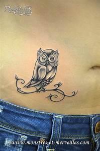 Tatouage Chouette Signification : dessins de tatouages d hiboux f minins pictures to pin on ~ Melissatoandfro.com Idées de Décoration