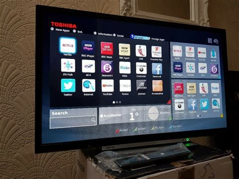 Toshiba 32-inch Super Smart Full Hd Led Tv With Wifi