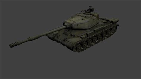 IS 4 Heavy Tank   DownloadFree3D.com