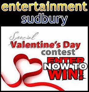 VALENTINE'S DAY GIVEAWAY - Entertainment Sudbury