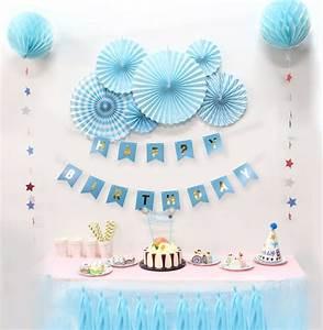 Baby, Shower, Birthdays, Party, Decorations, Boy, Holiday, Decorations, Diy, Kids, Party, Decor, Blue, Theme