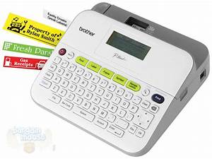 brother portable label marker was 68 now 30 free With free shipping label maker