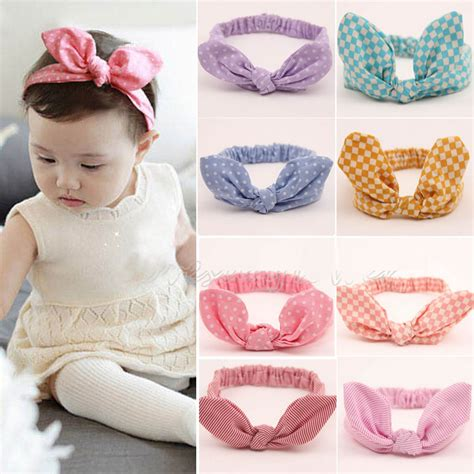 girl accessories baby girl hair accessories toddler bowknot hairband