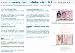 Numero De Permis De Conduire : nouveau permis ~ Medecine-chirurgie-esthetiques.com Avis de Voitures