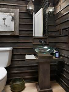 rustic small bathroom ideas