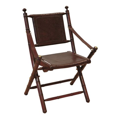 arm chair dining eichholtz bamboo folding chair houseology