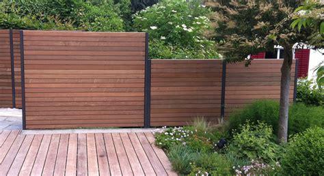 Sichtschutzelemente Metall Modern Sichtschutz Terrasse Modern