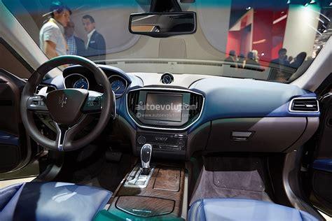 maserati blue interior maserati ghibli blue interior