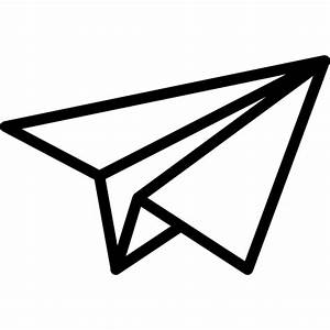 Paper plane - Free other icons