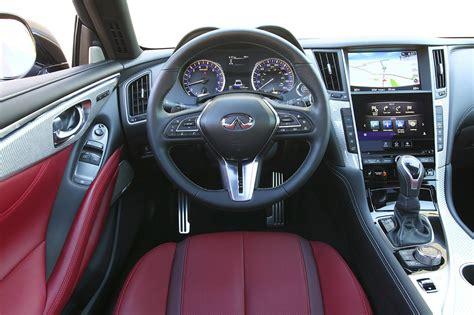Q60 Interior by Bravado Is What Defines The 2018 Infiniti Q60 Sport