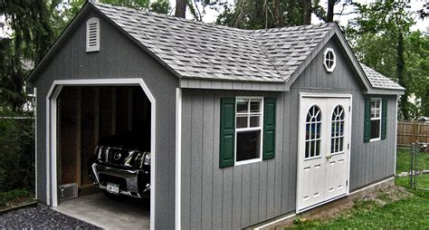 single car garage prefab portable garages prefab garages horizon