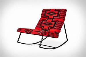 Gus Modern x Pendleton Lounge Chairs.... : Uncrate