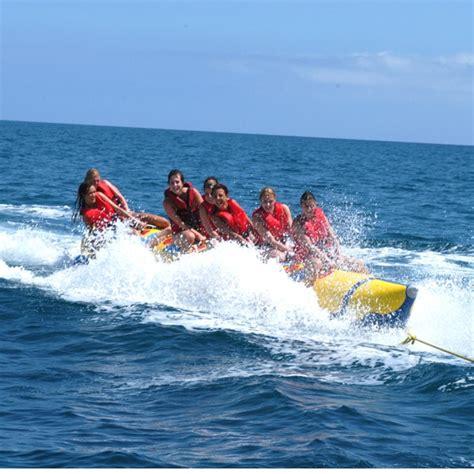 Banana Boat Excursion by Banana Boat Y Excursi 243 N En Kayak Barcelona 161 Disfruta En