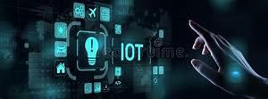 Iot Technology Stock Photos