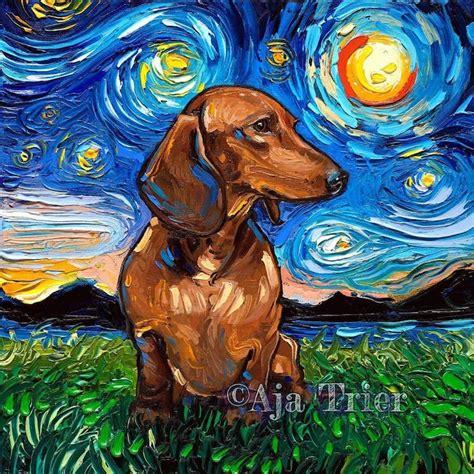elle peint des chiens dans des oeuvres de van gogh
