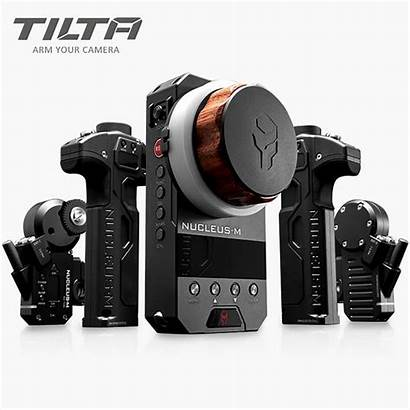 Focus Follow Nucleus Tilta System Wireless Lens