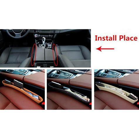 storebox car seat gap filler pembatas tempat duduk mobil c37422 beige jakartanotebook com