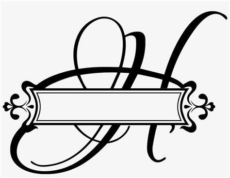 split letter  monogram transparent png     nicepng
