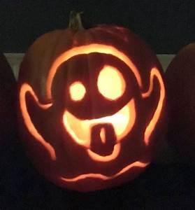 My quothey booquot emoji pumpkin such a fun pumpkin carving halloween pinterest pumpkin for Emoji pumpkin carving ideas