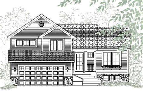 tri level home designs unique house plans