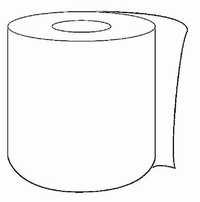 Toilet Paper Bathroom Coloring Pages