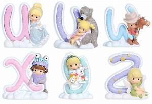 precious moments disney alphabet u z disney stuff With precious moments letters