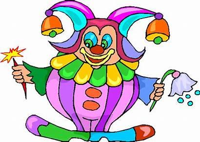 Clip Funny Clipart Cliparts Clown Christmas Jokes