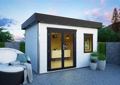 luoman gartenhaus 187 lillevilla 411 171 bxt 373x283 cm inkl aufbau und fu 223 boden kaufen otto