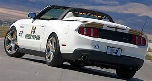 2010 Hurst Mustang Pace Car Makes Its Debut