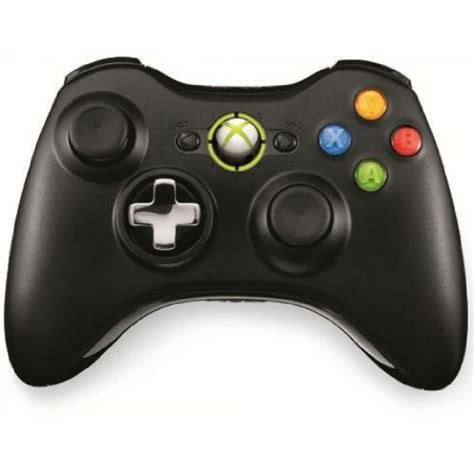 Official Xbox 360 Wireless Controller With Play And Charge