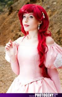 Little Mermaid Ariel Cosplay