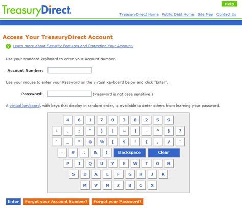 treasury direct phone number