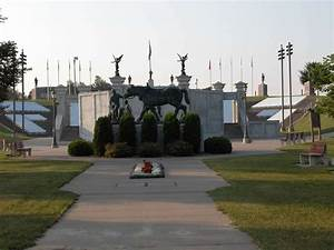 Arcadia WI Memorial Park Photo Picture Image